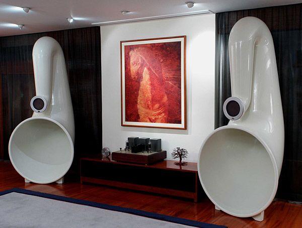 pnoe horn speakers 1 photo | weird sounds | pinterest | speakers