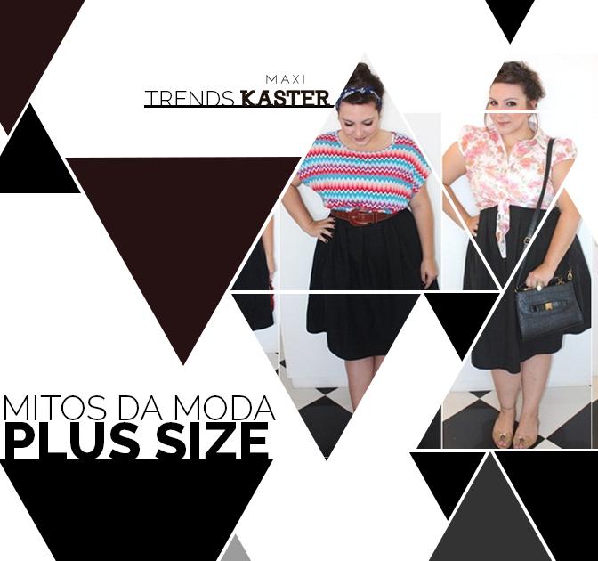 Veja no vídeo da Ju Romano os mitos da moda plus size como quebrar essa ideia de que não podemos essas tendências. http://bit.ly/mitos-da-moda