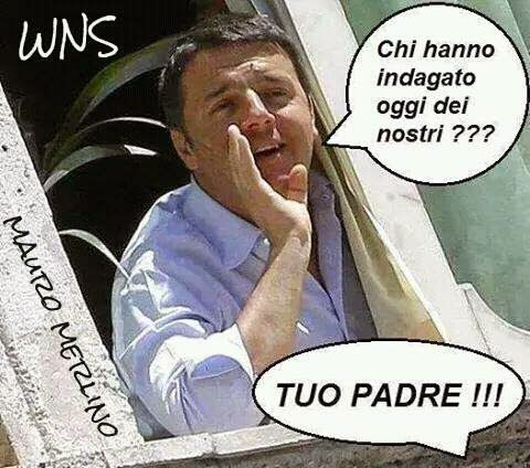 Wanted News: Le Ultime Stronzate di Renzi
