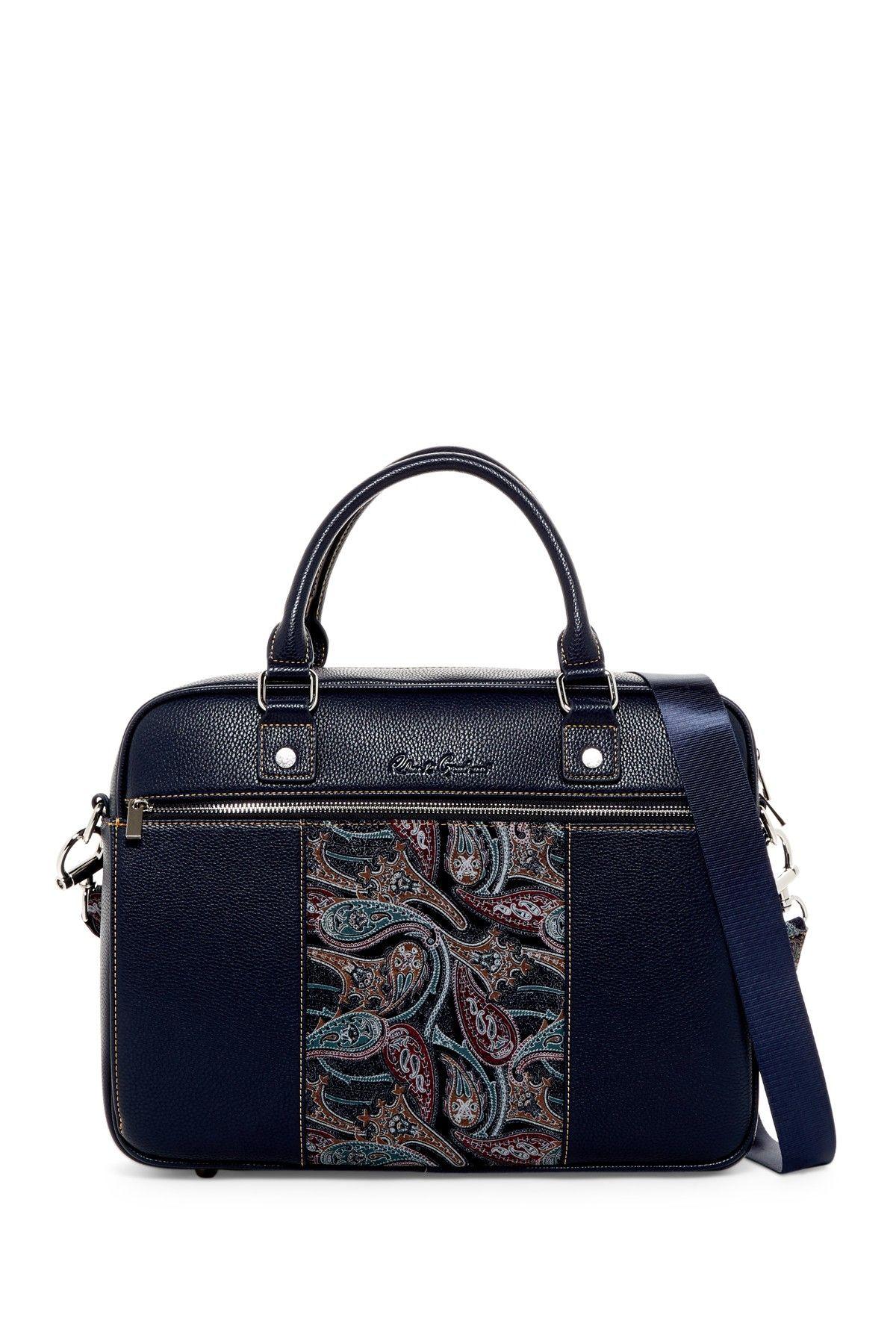 f836cc61f4 Robert Graham | Vatican Leather Trim Messenger Bag | Products | Bags ...