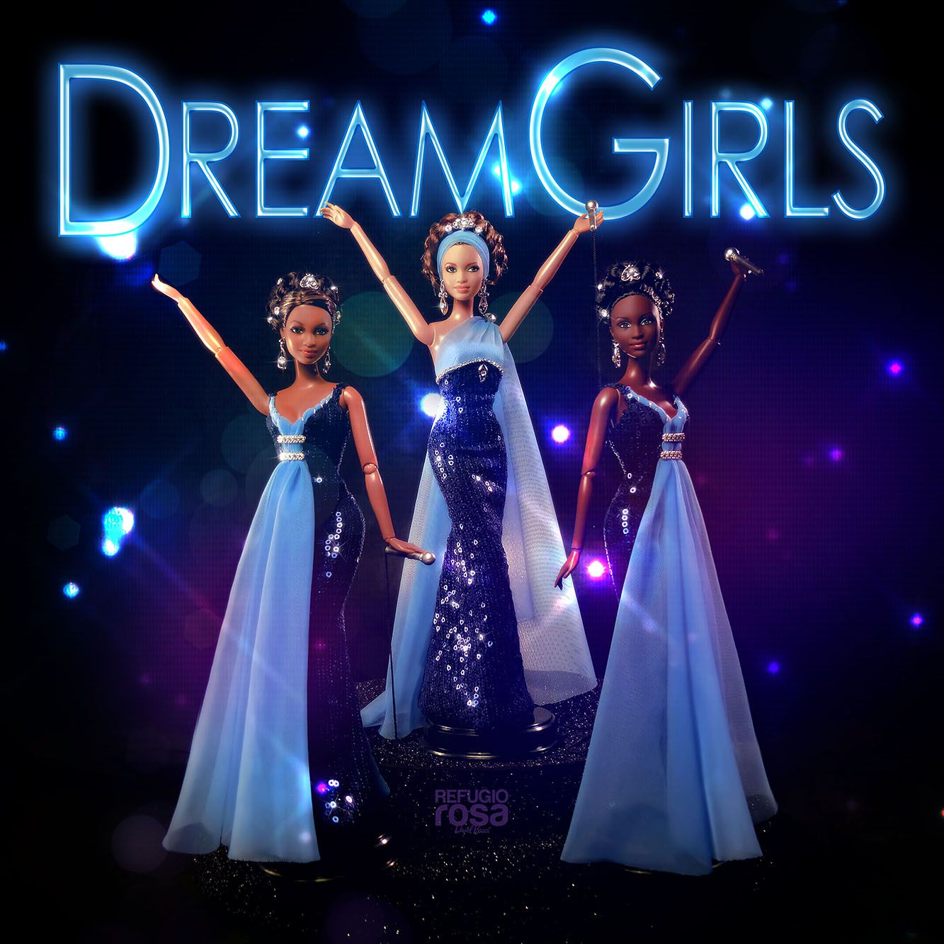 Dream Girl Barbies - Refugio Rosa (David Bocci)
