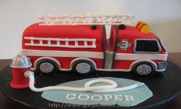 Character Birthday Cakes Asda ~ Fire engine birthday cake asda birthday cake fire