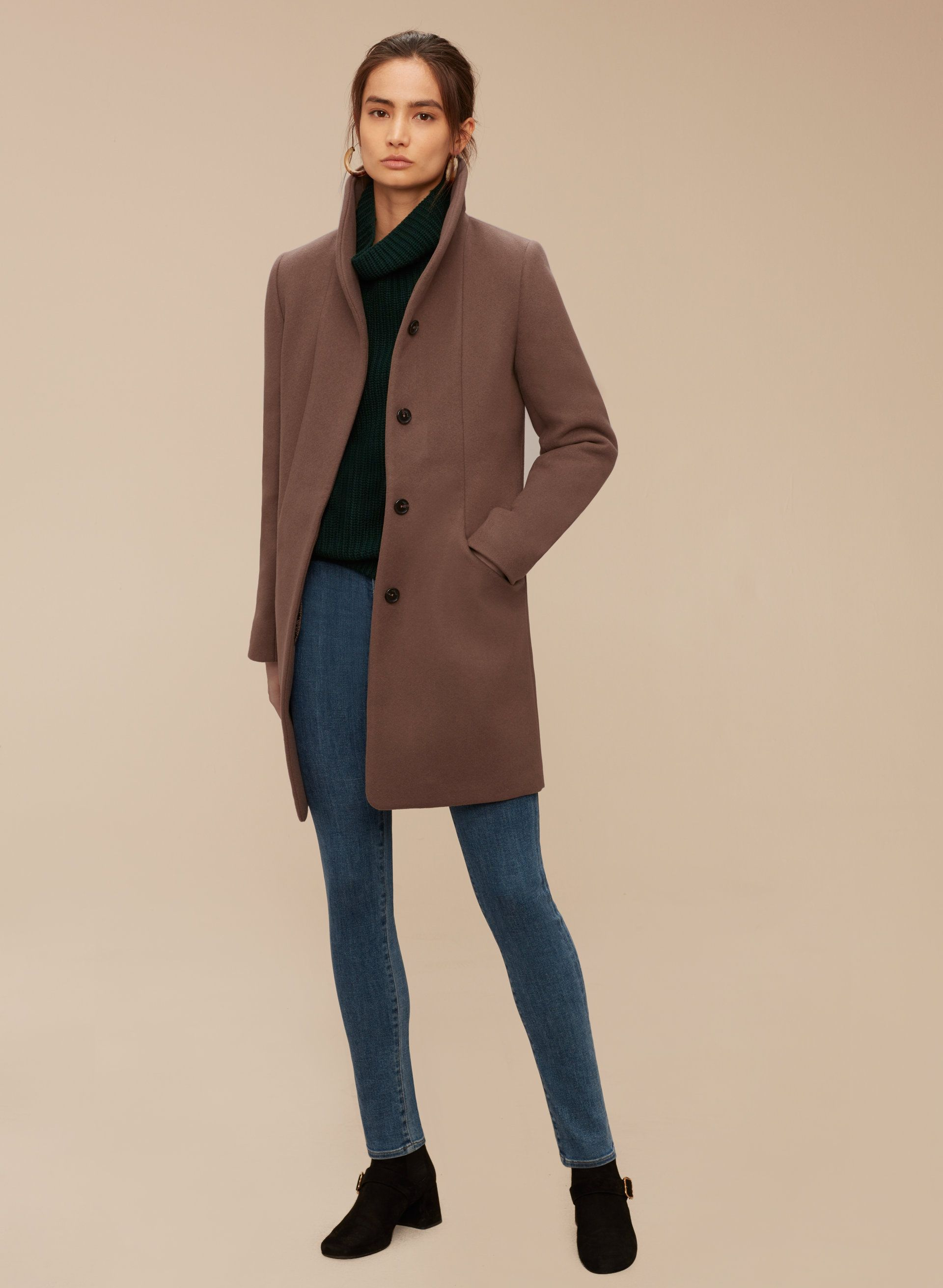 02ca503835df6 Cocoon coat   Stitch Fix   Pinterest   Coat, Fashion outfits and Fashion