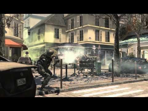 Call Of Duty Modern Warfare 3 Reveal Trailer Modern Warfare Call Of Duty Thriller Video