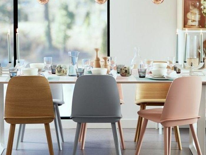 La chaise de cuisine moderne en 62 photos inspirantes | Cuisines ...