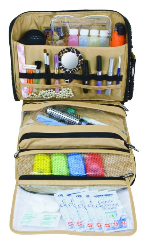Travelon Independence Toiletry Bag Keep Your Essentials