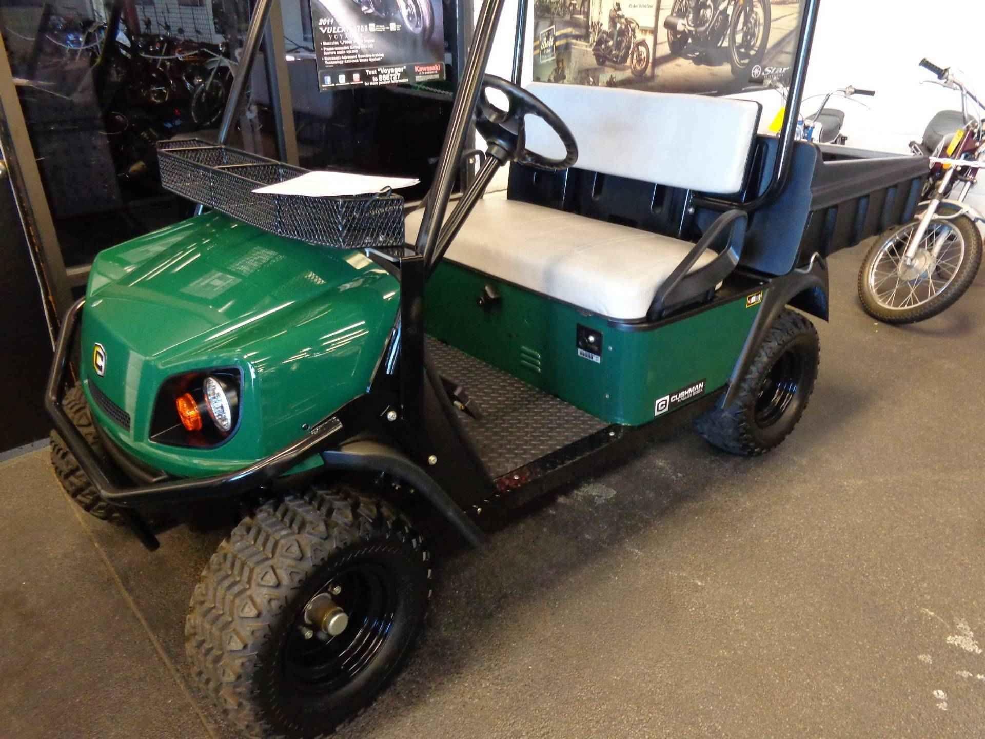 Used 2014 Cushman Hauler 800X ATVs For Sale in California