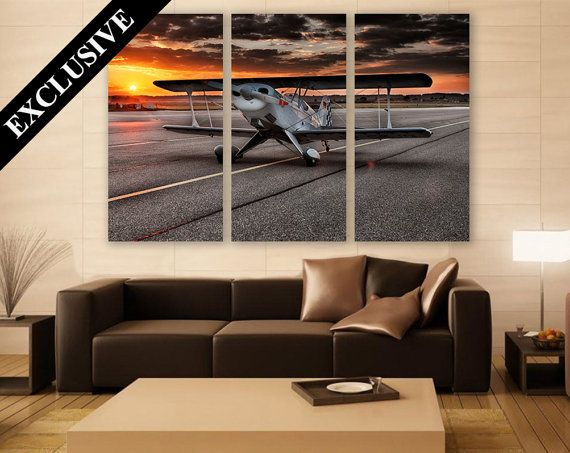Aviation Wall Art wall art, large wall art, extra large wall art, scenic sky wall