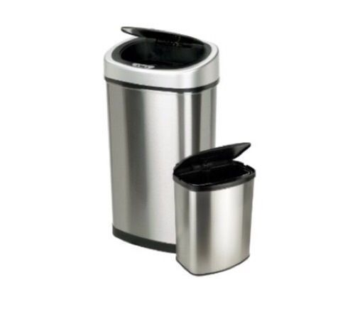 Captivating Brand New Hands Free Automatic Motion Sensor Trash Can, ...