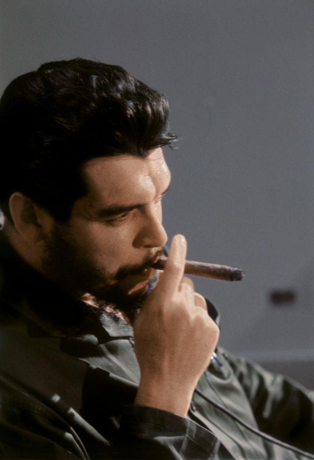 As fotos fascinantes de Che Guevara feitas por Elliott Erwitt em 1964 | IdeaFixa