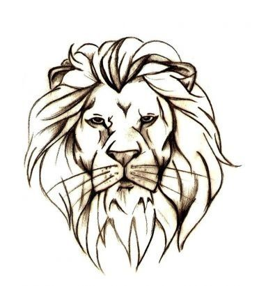 Lion Tattoo Ideas Vectorgraphik Pinterest Installations - dessiner maison d gratuit