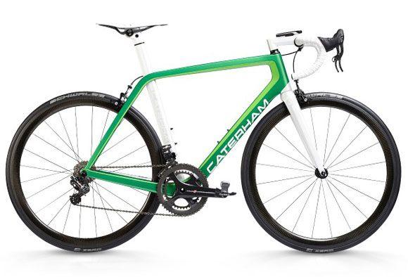 Caterham ロードバイク 自転車 バイク