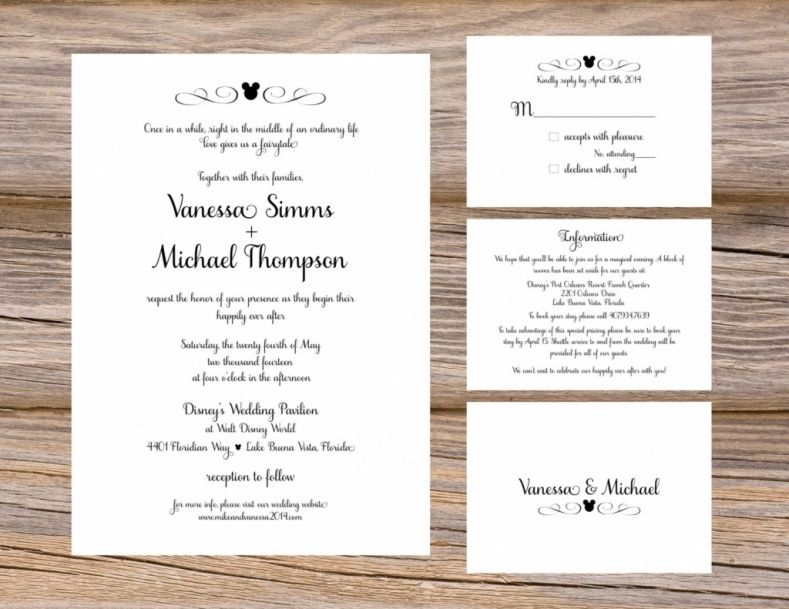 Wedding Invitation Inserts Wording | Wedding Ideas | Pinterest ...