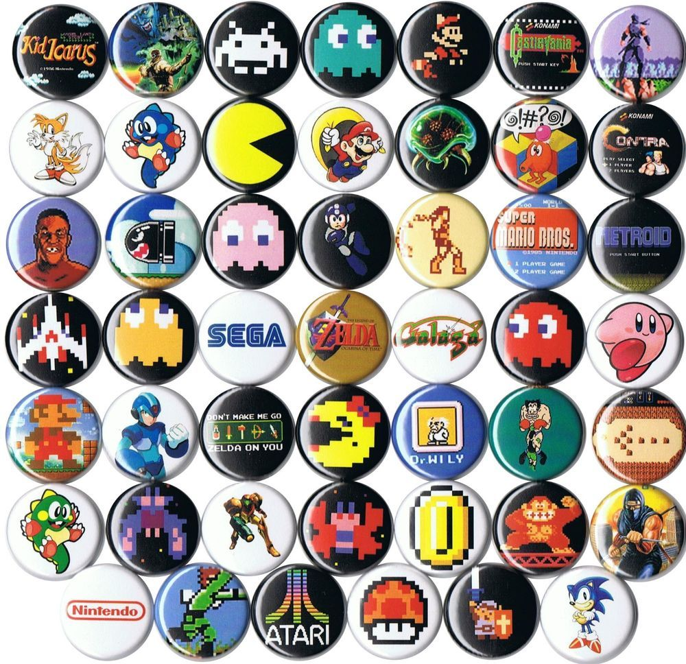 Playstation Enamel Pin Video Game Heady Festival Lapel Hat