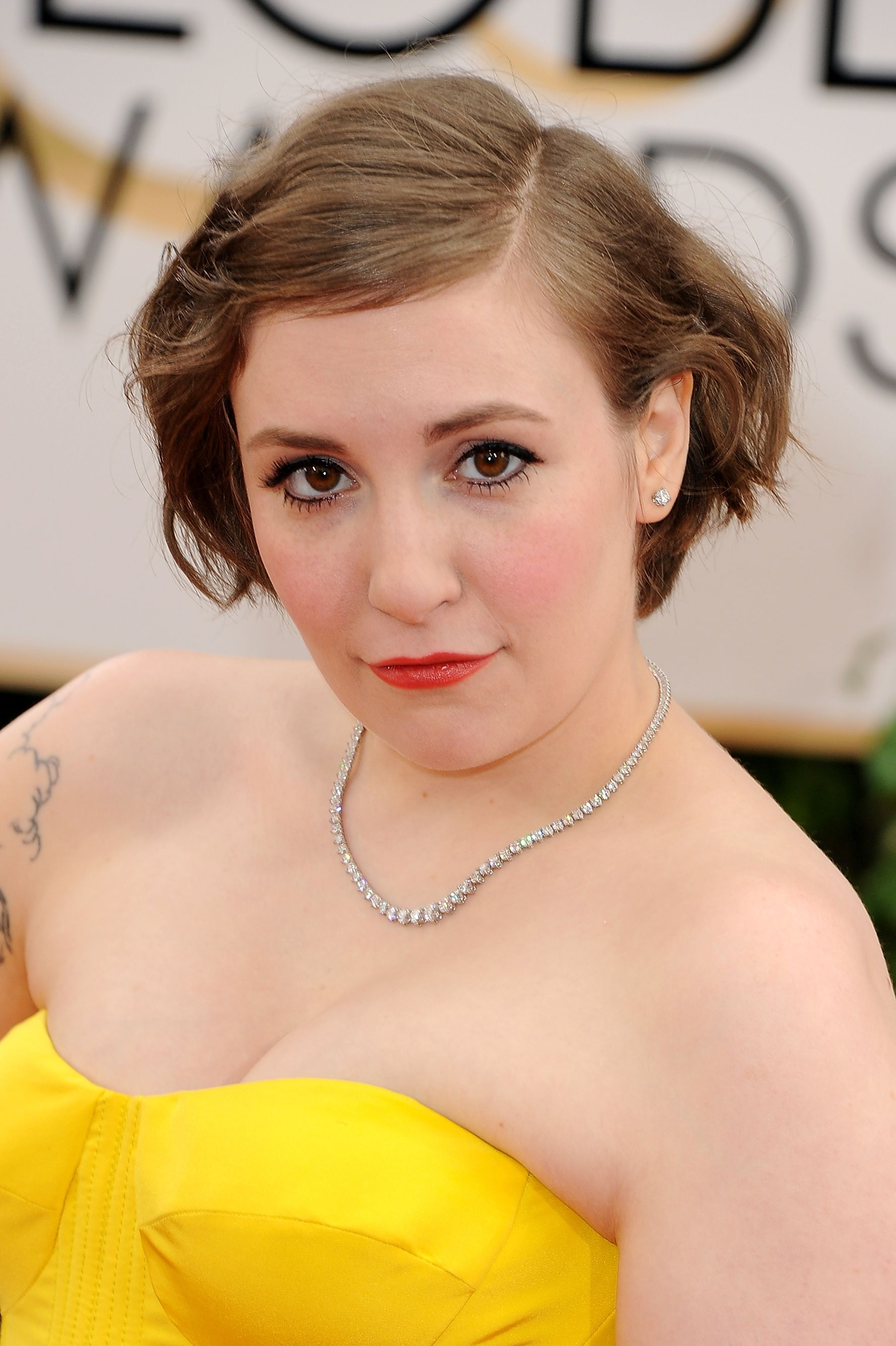 Edgy no more what do you think of lena dunham going gamine girls