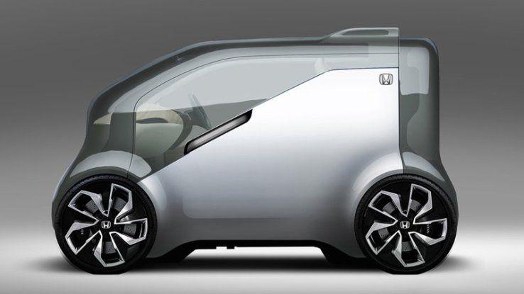 hondas   center   focus  robots energy  ai technologies concept cars