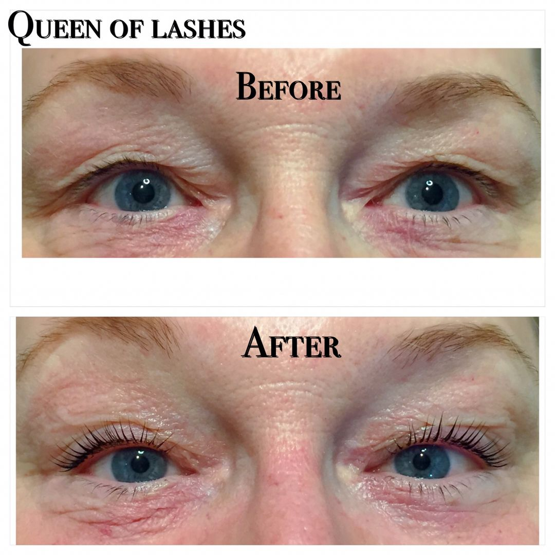Beautiful Lash Transformation On Very Short Lashes Lvl Really Opens