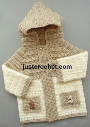 b261c72f4b00 4) Name   Crocheting   FJC43-Hooded Jacket Baby crochet pattern ...