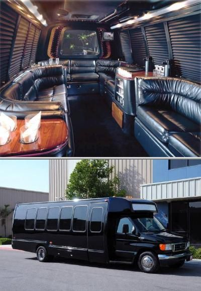 Chicago Limo Party Bus Offers One Of The Best Party Bus