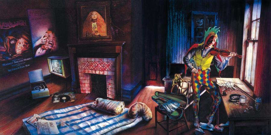 Script For A Jesters Tear By Markwilkinson On Deviantart Album Art Album Cover Art Art Album