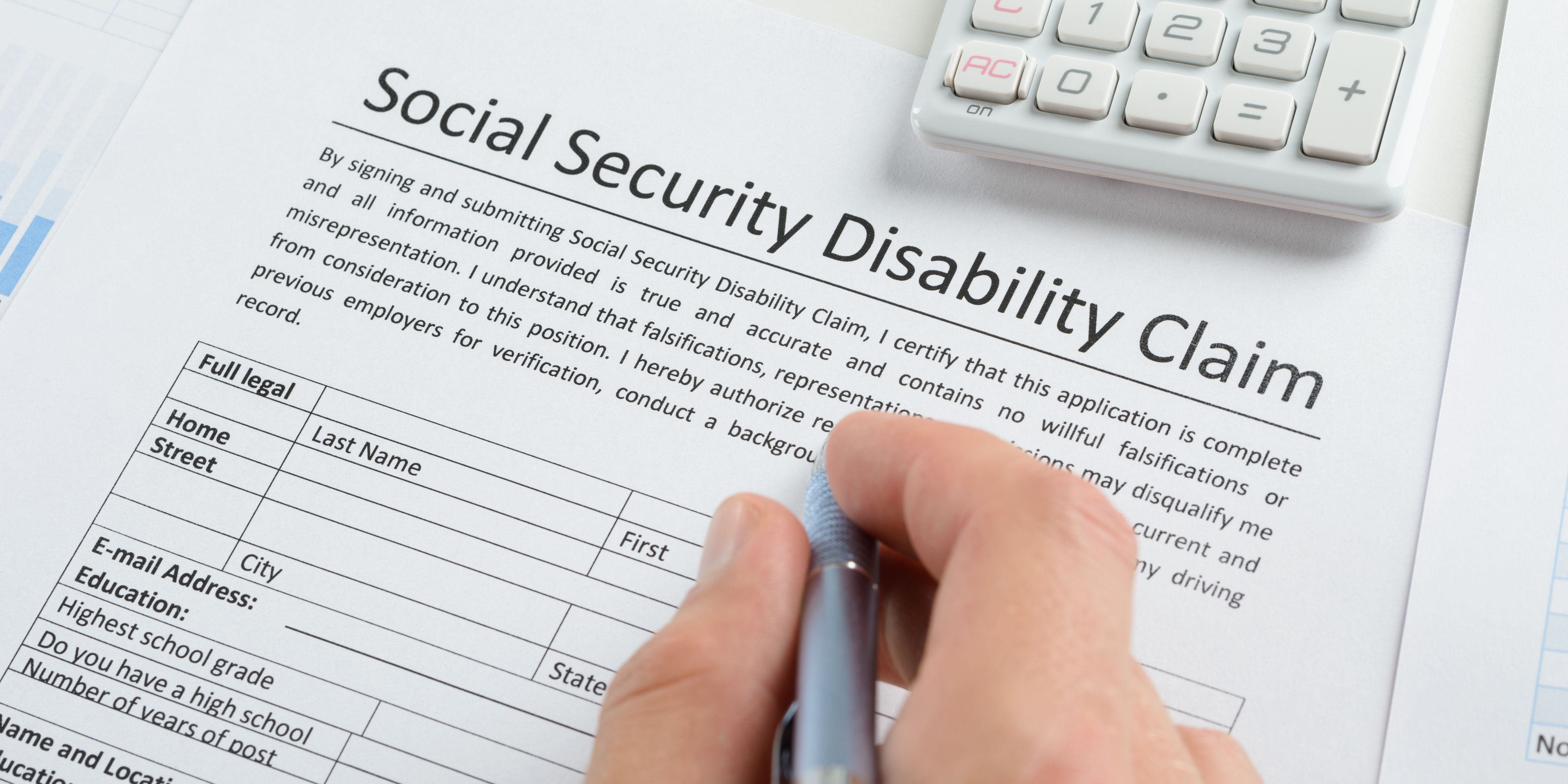When I Got The Letter About My Social Security Disability