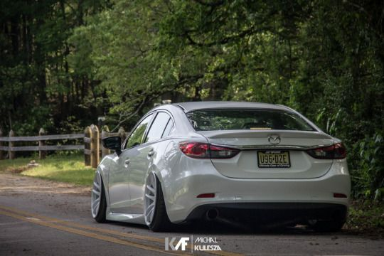 Stanced & Slammed Cars