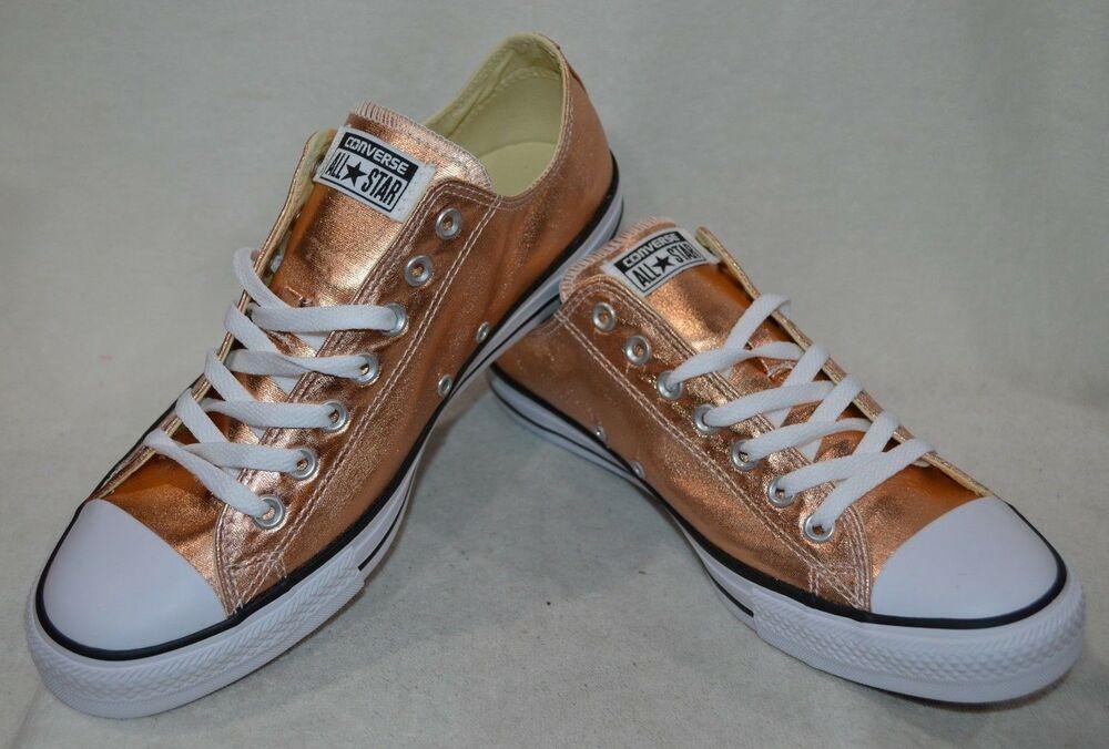 Converse CT All Star OX Metallic Sunset Glow Unisex Sneakers