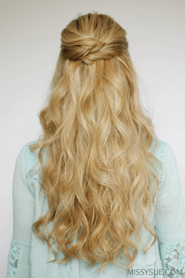 3 Easy Prom Hairstyles Simple Prom Hair Prom Hair