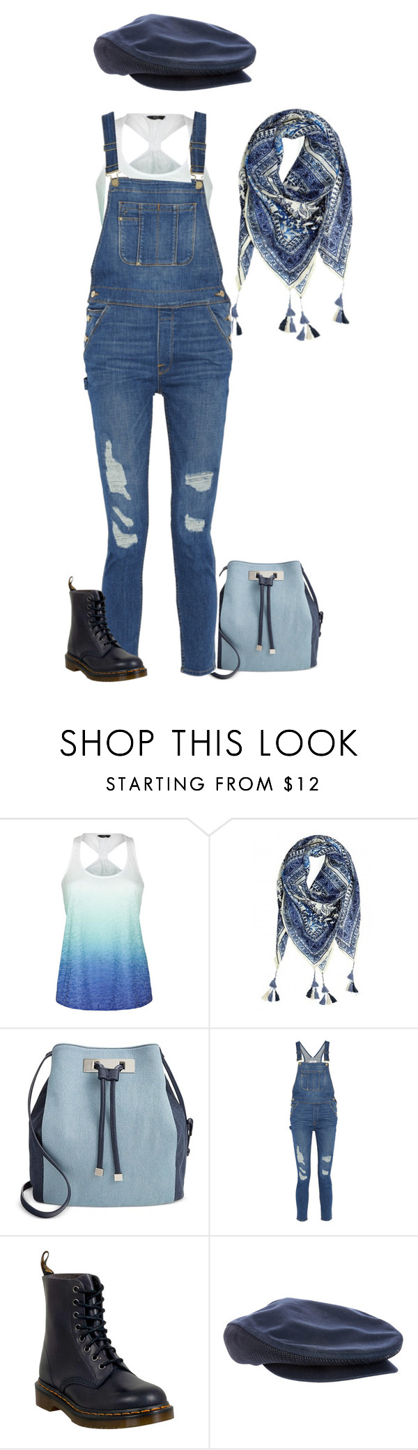 """""""Audrey Ramirez"""" by jchalo3 ❤ liked on Polyvore featuring Vismaya, INC International Concepts, Frame Denim, Dr. Martens and Marc Jacobs"""