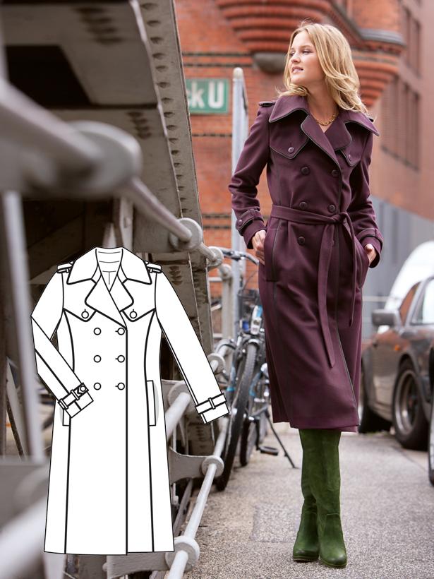 Jewel Style: 12 New Women\'s Sewing Patterns | Pinterest ...