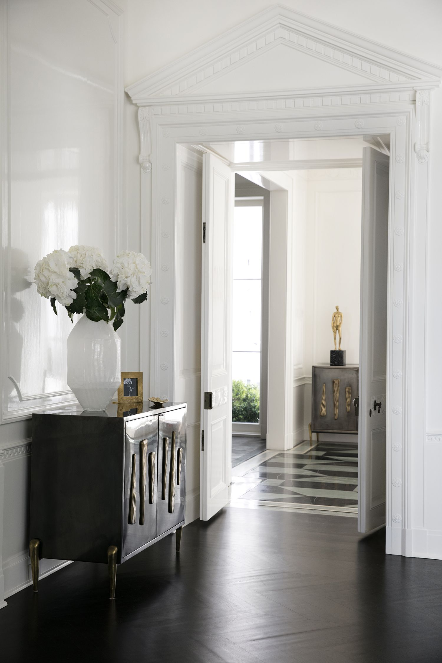 Kelly wearstler liaison cabinet apartment therapy pinterest