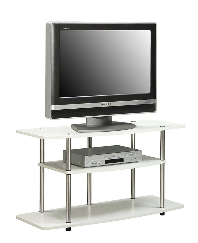 tv stand white console entertainment center cabinet modern media rh pinterest com modern furniture media console modern media furniture solutions