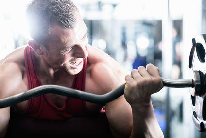 Muskelkraft Aufbauen