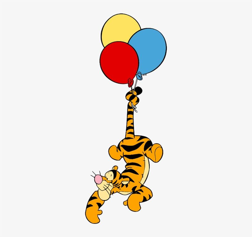 Download Tigger Transparent Balloon Png Freeuse Stock Tiger From Winnie The Pooh Wi Winnie The Pooh Drawing Whinnie The Pooh Drawings Winnie The Pooh Tattoos