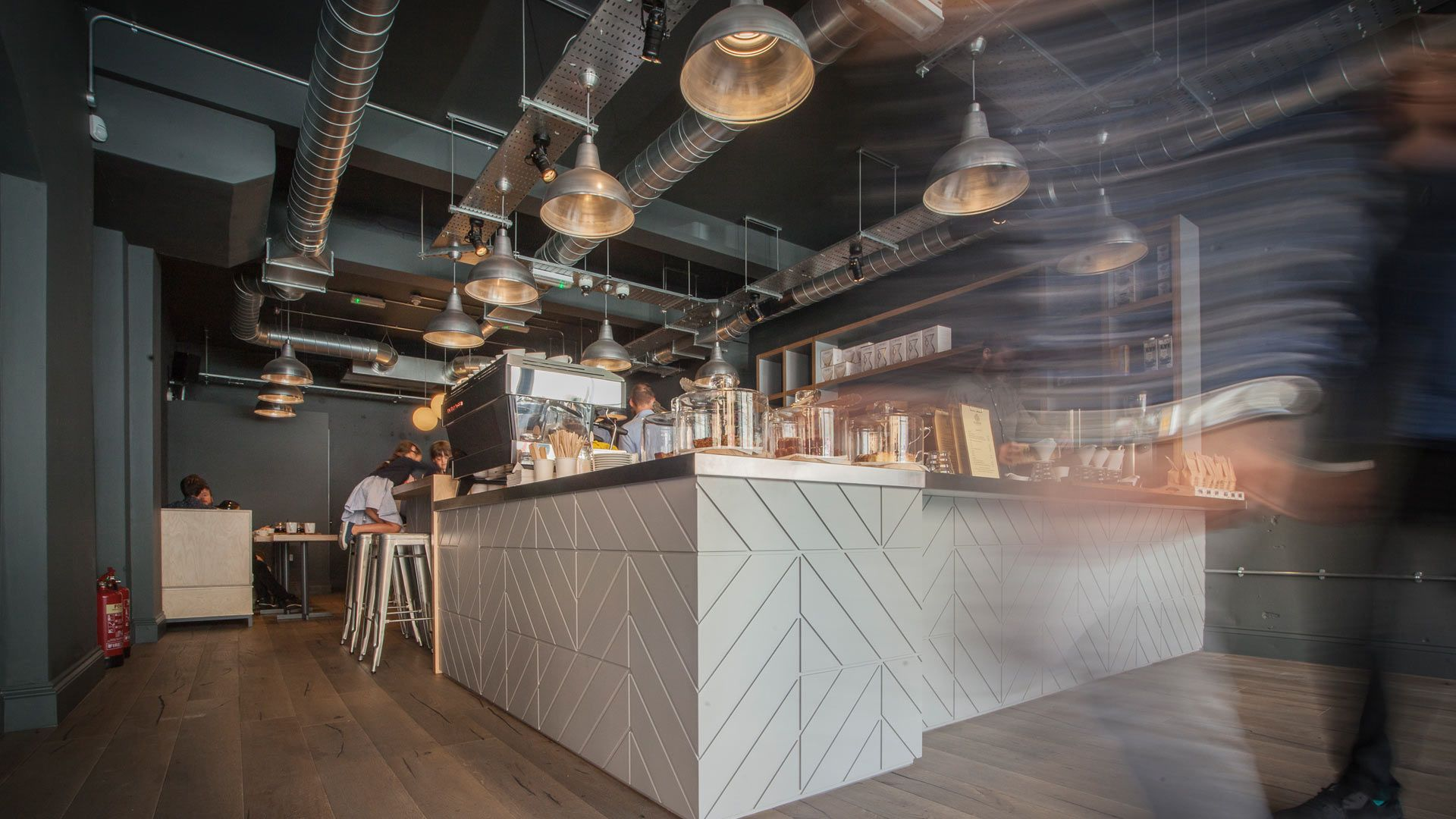 Beanberry Coffee Shop and Roastery Kingston Coffee shop design