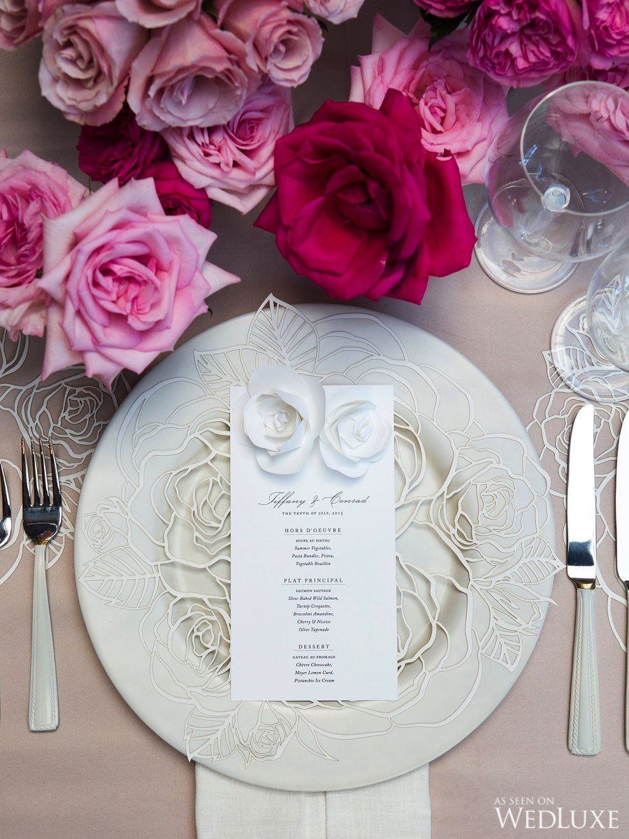 WedLuxe – Springtime in Paris   Photography by: Anthony Patrick ...