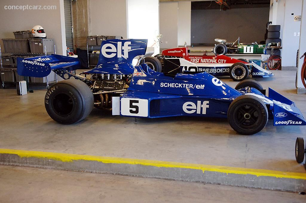 1974 Tyrrell 007 Image