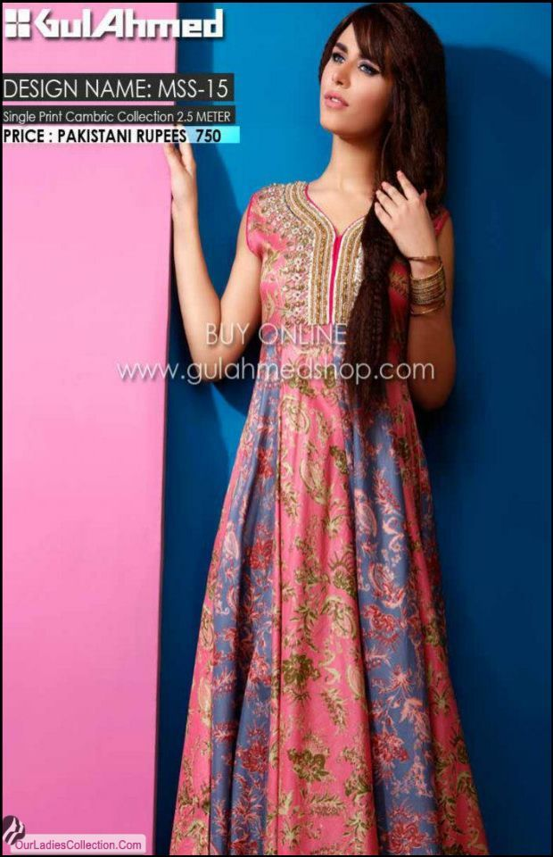 Gul Ahmed Latest Winter Collection 2012-2013 For Girls ~ Pakistani ...