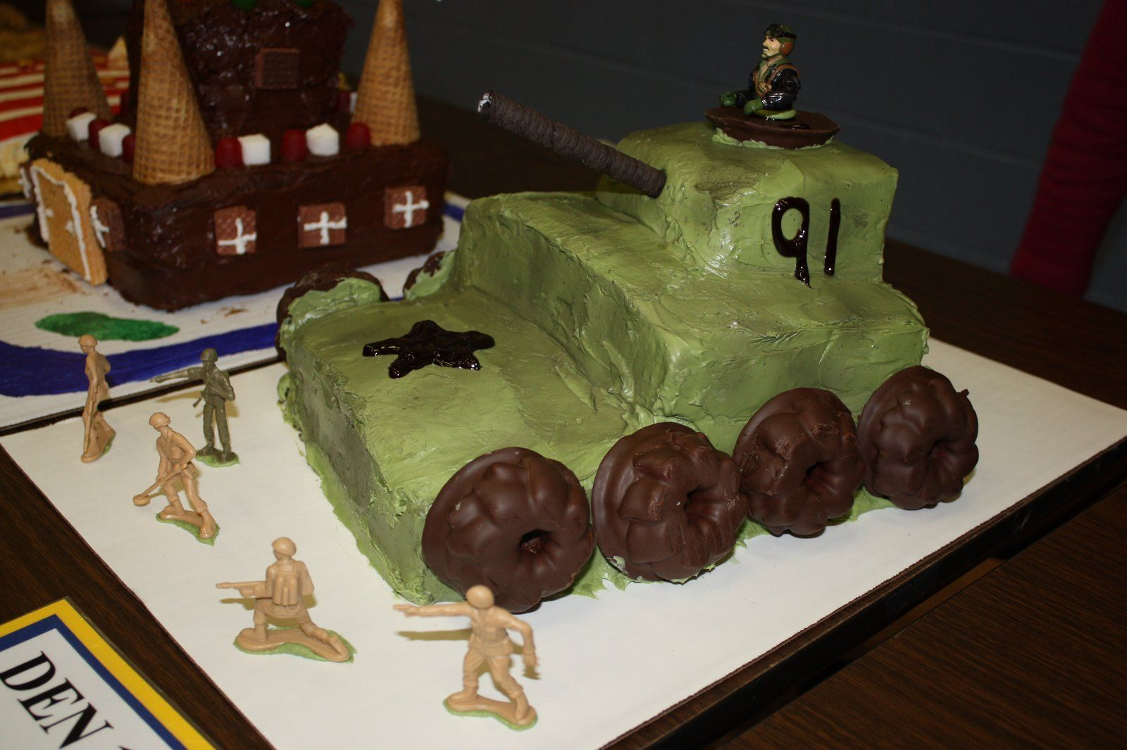 cub scout cake bake | Cub Scout Cake Bake and Home and Family Friday
