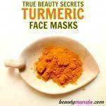 Turmeric Face Mask Recipes for Acne  Glowing Skin Secrets 3 Turmeric Face Mask Recipes for Acne  Glowing Skin Secrets  5 DIY Turmeric Face Masks to Tackle All Skin Proble...