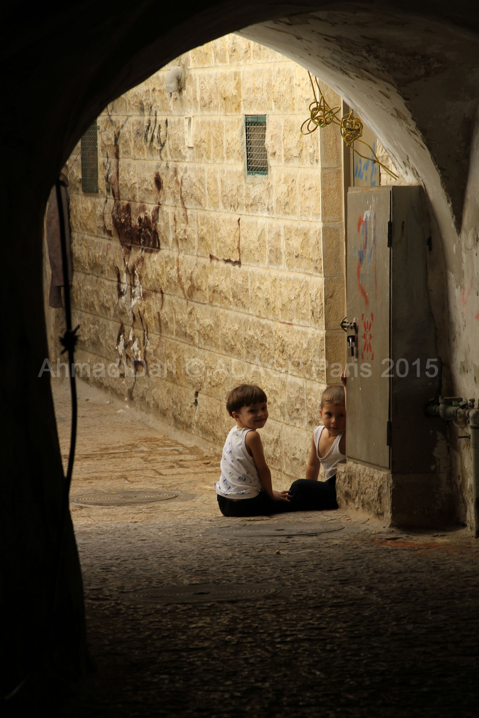 Jérusalem 0027 Ahmad Dari © ADAGP.Paris 2015