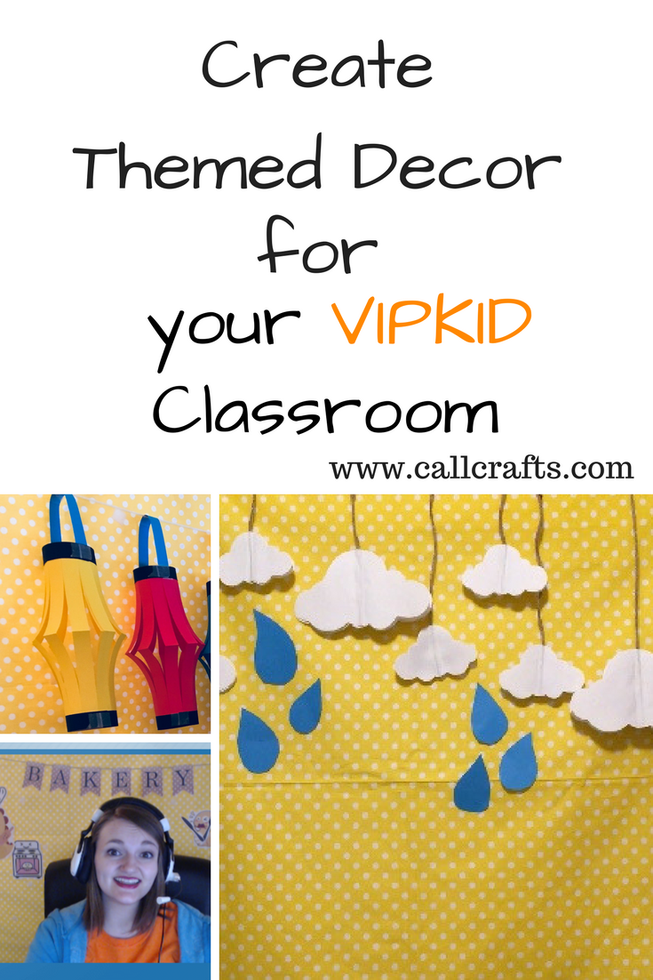 Read about different classroom themes for your VIPKID