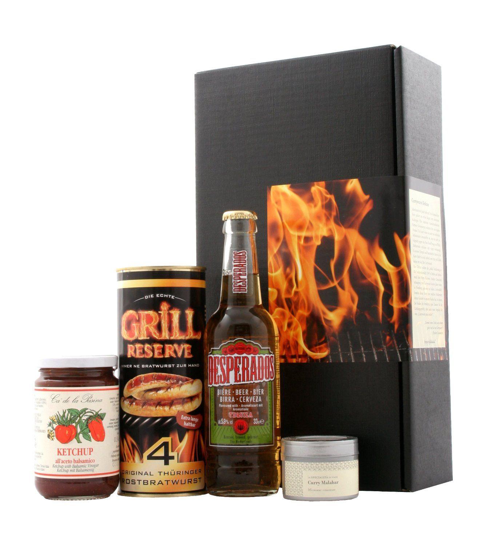 Für alle Currywurst Liebhaber. Geschenkset - Currywurst Deluxe. 4 ...