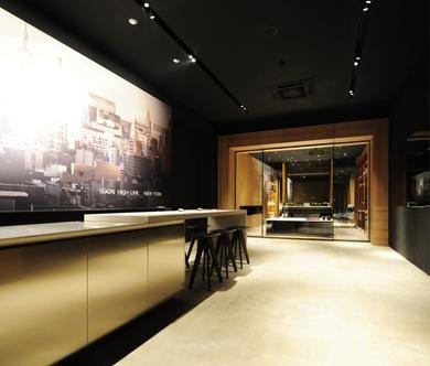Soori Highline Sales Gallery