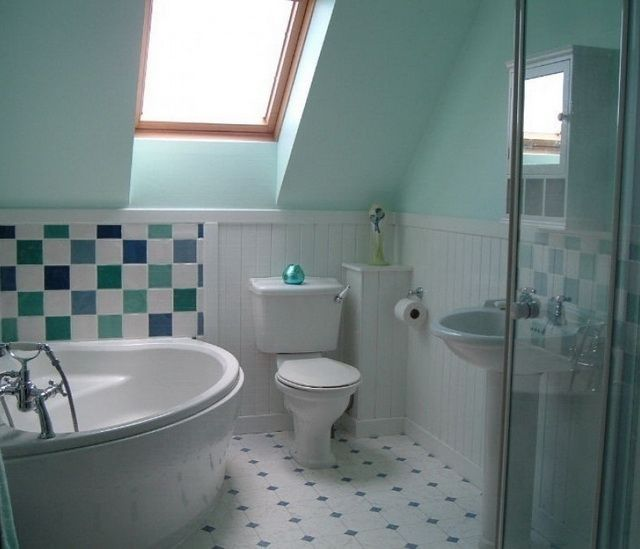 Attic Bathroom Designs Plans Cool Design Inspiration