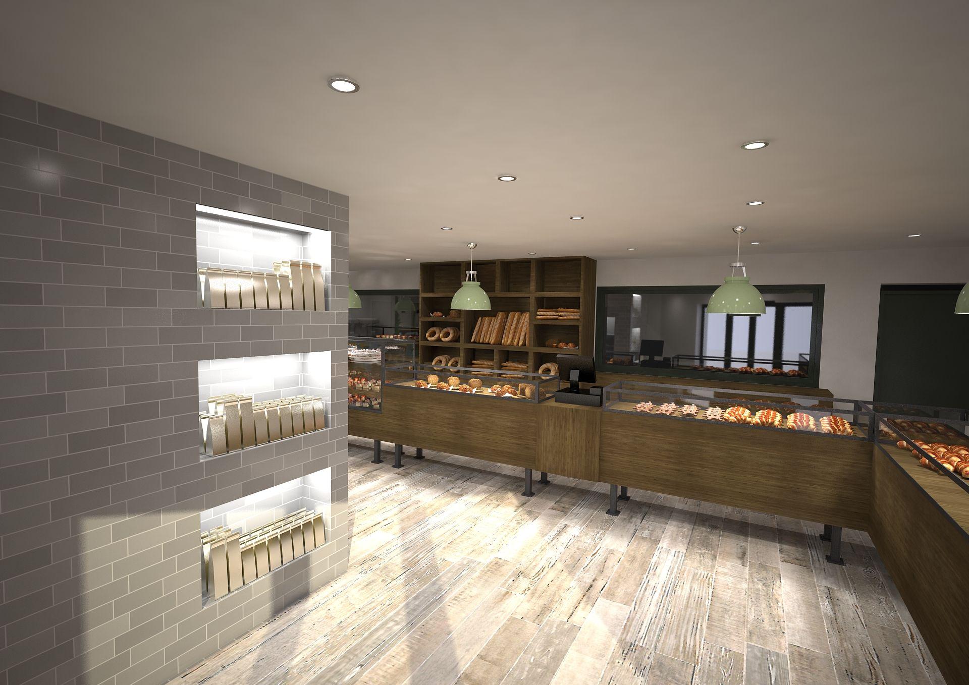 agencement commerce boulangerie p tisserie caf grenoble 38 r alis par. Black Bedroom Furniture Sets. Home Design Ideas