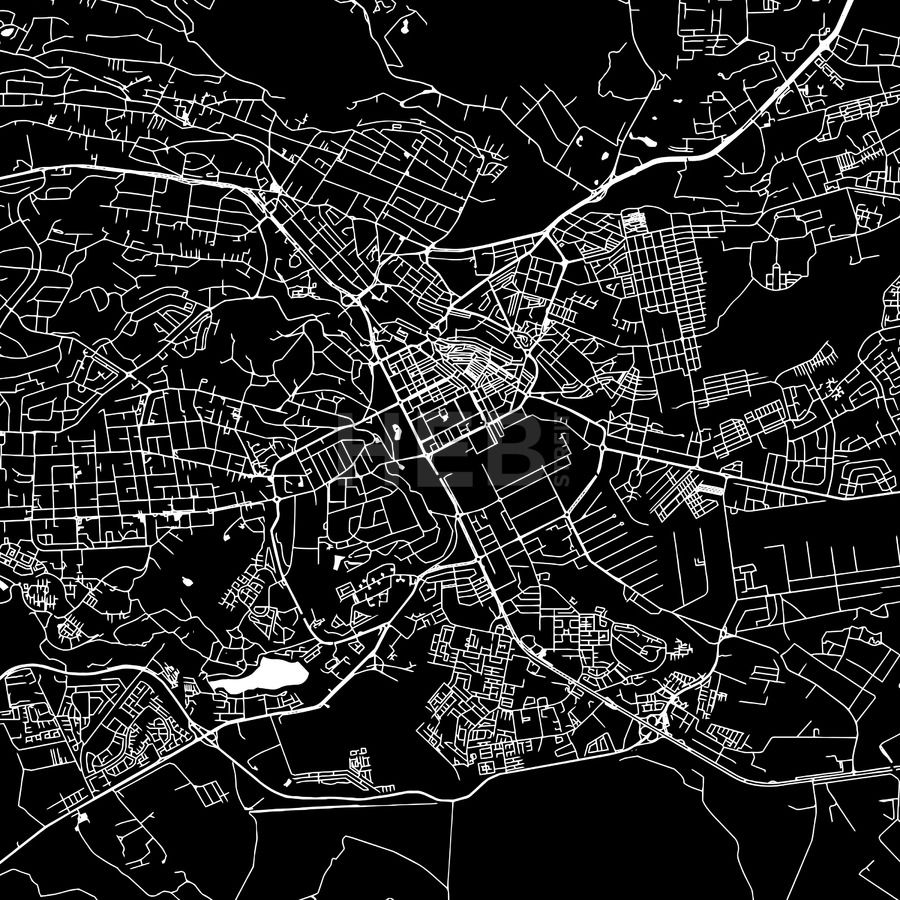 Nairobi kenya downtown vector map art print pattern white nairobi kenya downtown vector map art print pattern white streets railways gumiabroncs Choice Image