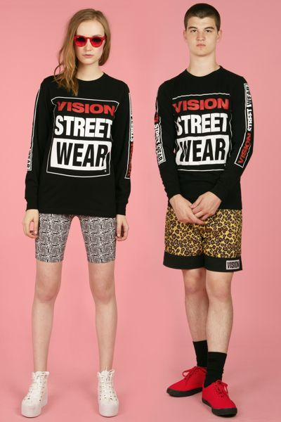 """71b0c08e283 The Chloë Sevigny for Opening Ceremony Vision Street Wear capsule  collection illustrates McRobbie s notion that """"nostalgia indicates a desire  to re-create ..."""