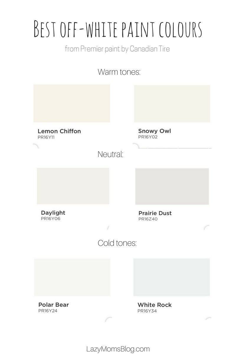 3 Tips For Choosing The Best Off White Paint Off White Paint