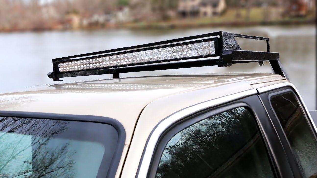 "Custom LED Light Bar Build (Part 2 ""Project Night Light"